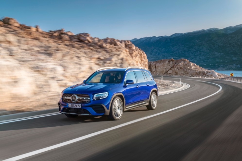 Mit bis zu sieben Sitzplätzen: Der neue Mercedes-Benz GLB: für Familie & FreundeWith up to seven seats: The new Mercedes-Benz GLB: for family & friends