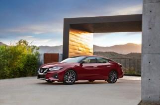 Nissan Maxima: el tiburón contraataca