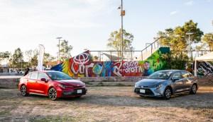 Ruta Corolla 2020, experimentando sus prestaciones