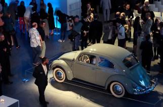 El Volkswagen Beetle, también se despide en Nueva York