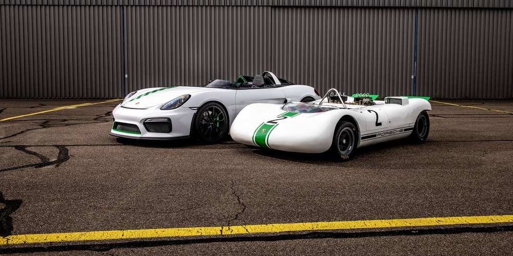 Porsche Boxster Bergspyder, sinónimo de ingeniería extrema