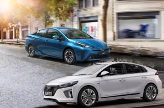 ¿Contingencia ambiental? ¿Qué auto híbrido me compro? Hyundai Ioniq o Toyota Prius