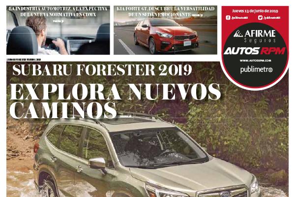 Subaru Forester 2019 Explora Nuevos Mundos