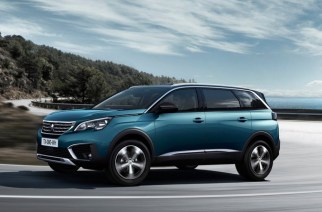 Urban Night by Peugeot SUV 2020