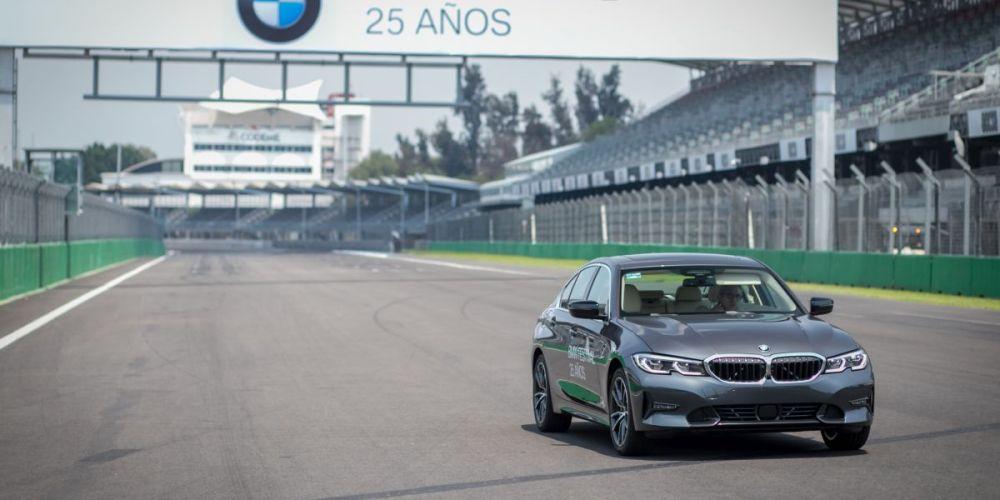 ¡Qué manera de celebrar 25 años en México! Nuevo BMW Serie 3