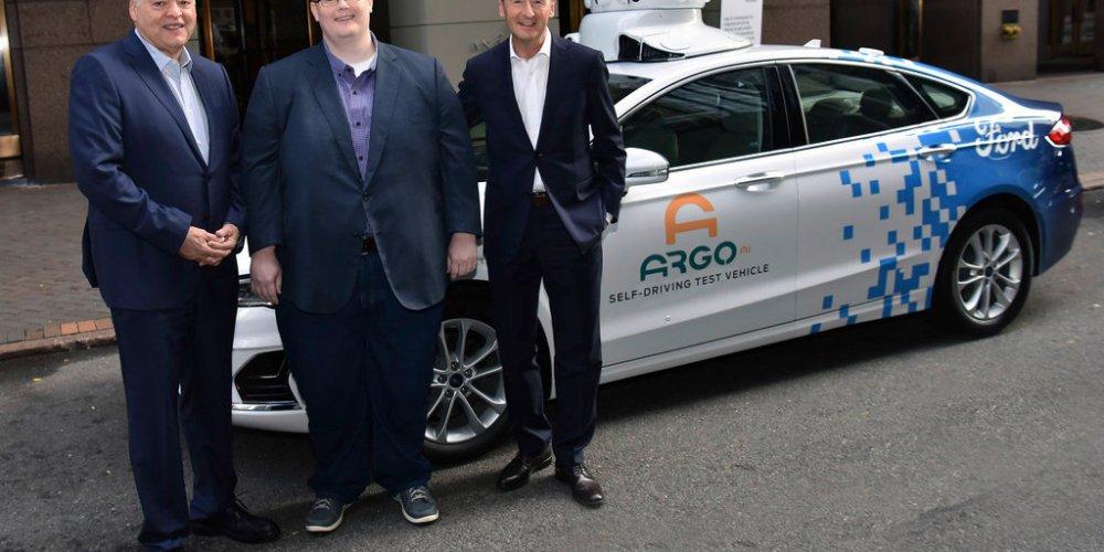 Ford y Volkswagen trabajan de la mano para tener una mejor conducción autónoma