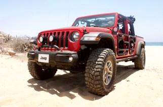 Manejamos la nueva Jeep Gladiator 2020, la pickup de los valientes