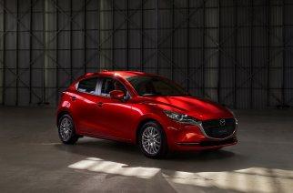 El bonito Mazda2 se actualiza como modelo 2020