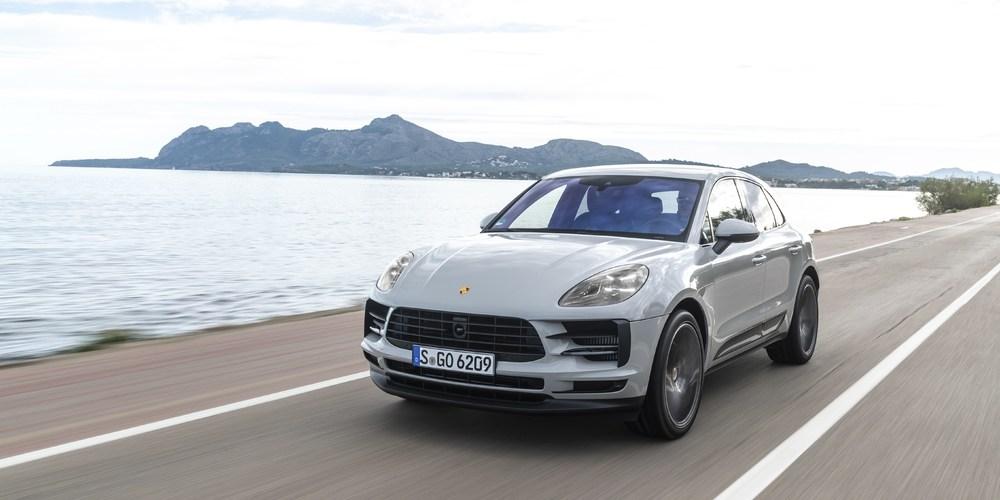 Porsche con excelentes números gracias al Macan, crecimiento del 9%