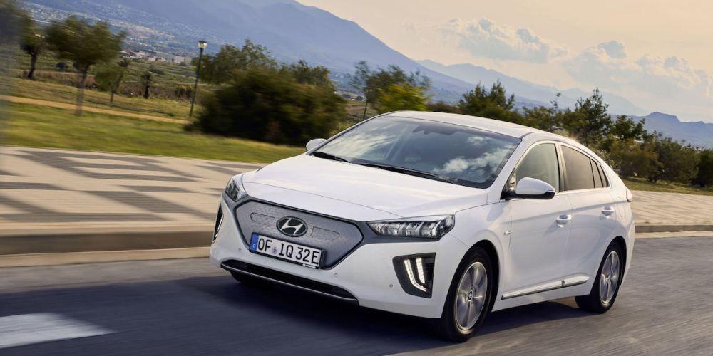 El nuevo Hyundai IONIQ ofrece nuevas mejoras para el modelo 2020