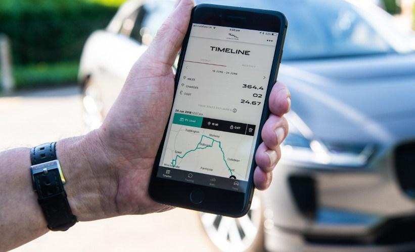 Jaguar facilita la experiencia de manejo de I-PACE