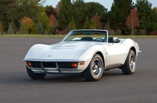 Chevrolet Corvette, un original deportivo americano