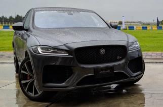 Llegan a México Vehículos de Operaciones Especiales de Jaguar-Land Rover