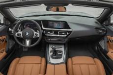 BMW Z4 interiores