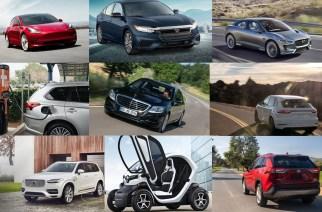 ¿Autos verdes? Esta es la oferta en México