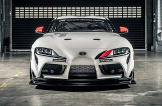 Toyota GR Supra GT4 portada