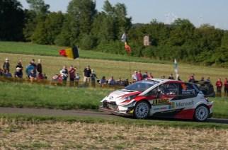 Toyota Gazoo Racing WRC Alemania principal