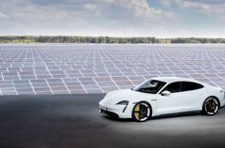 Behind the scenes de Porsche Taycan: no creerás lo que hay detrás