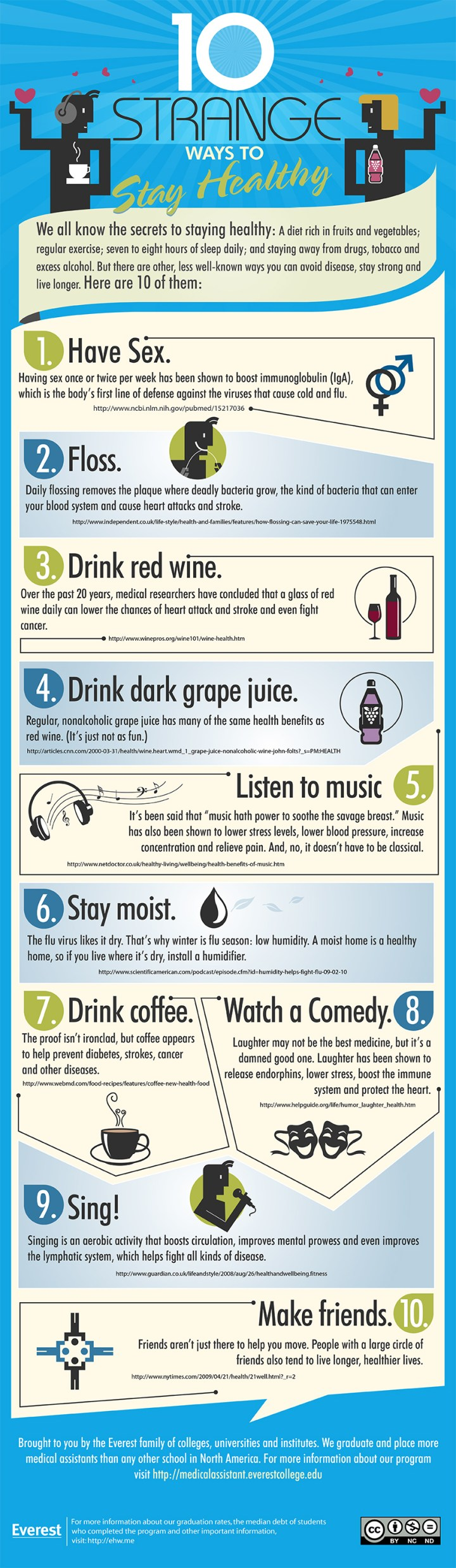 10-ways-to-stay-healthy