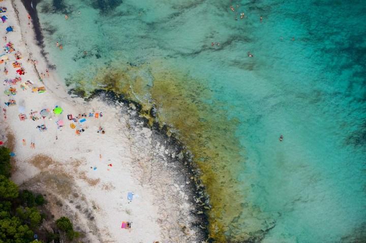 Beach, Menorca, Spain