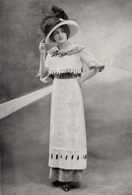 Fashion of The 1900s (22)