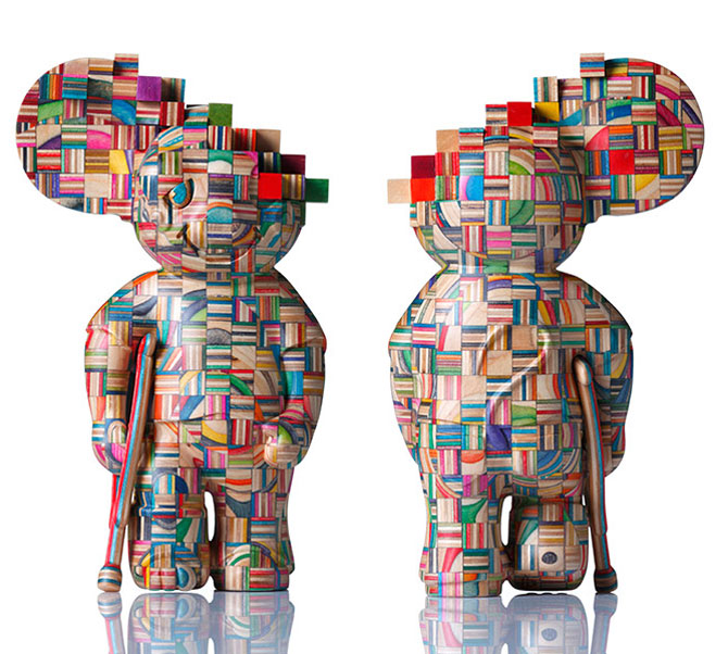 sculpture-made-from-old-skateboard-decks-haroshi