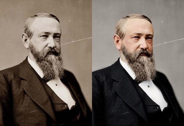Benjamin-Harrison