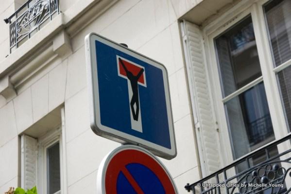 Sreet-Art-Clet-Abraham-Street-Sign-Graffiti-Villa-Leandre-Paris-Montmartre-001