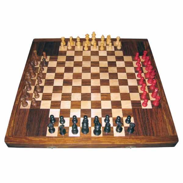 4ways chess