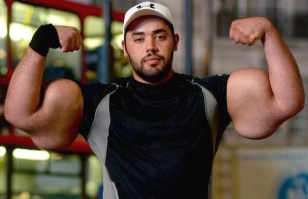 moustafa big mo ismail steroids