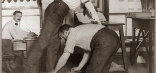 New+York+Police+Measuring+a+Criminal+ca.+1908+2