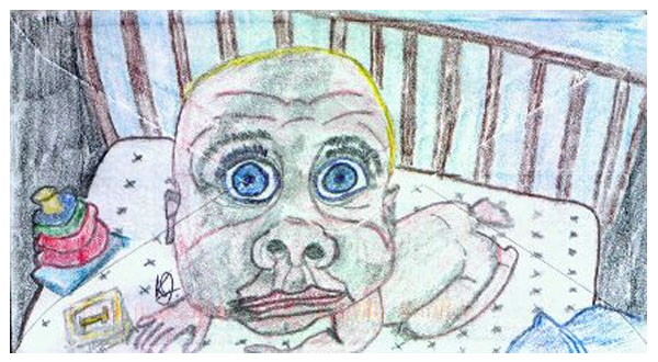 The Disturbing Artwork Of Serial Killers Memolition