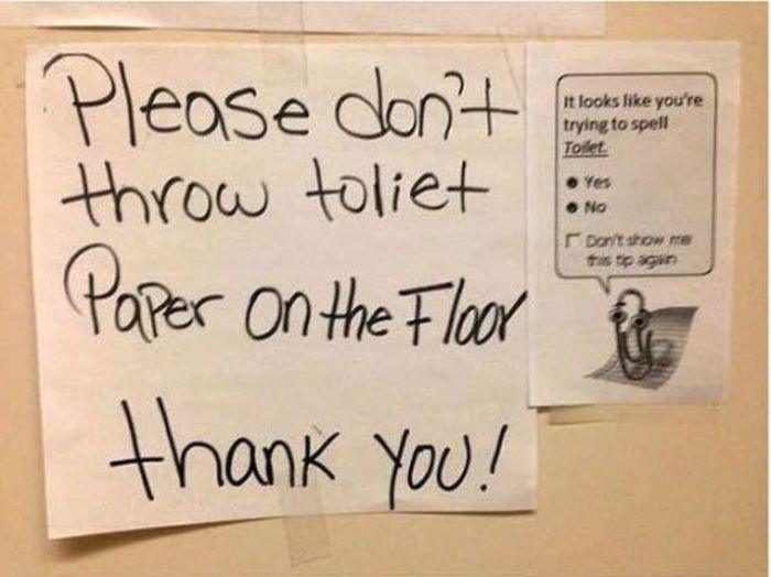 Hilarious Sarcastic Signs and Notes | Memolition