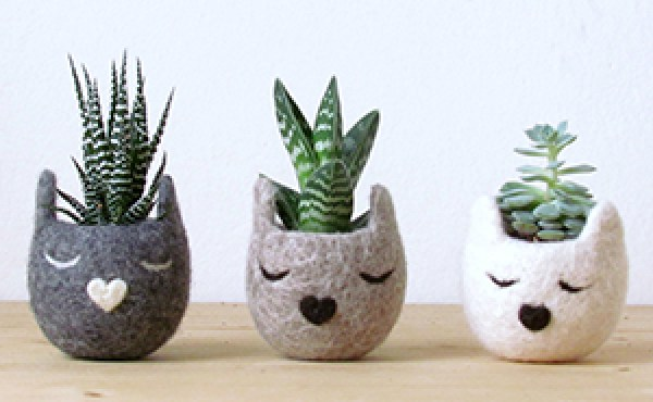 cute-felted-vases-animal-planter-stella-melgrati-latest