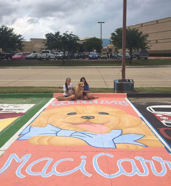 high-schools-let-their-seniors-paint-their-parking-spots-12