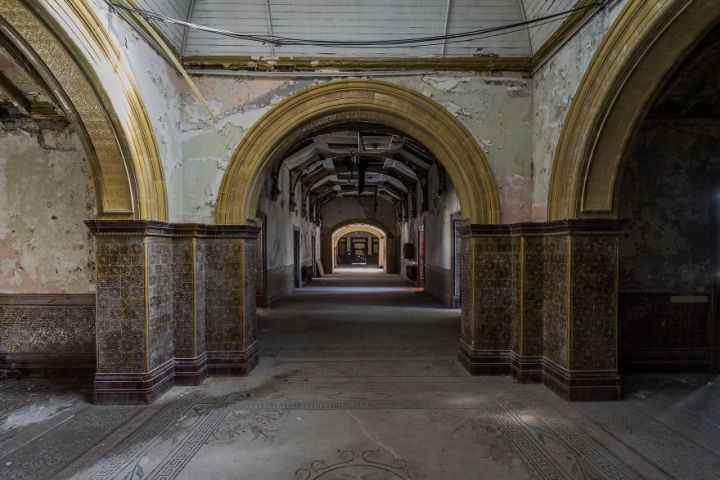 eerie abandoned places in britain memolition