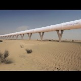 Hyperloop Designed To Connect Abu Dhabi And Dubai