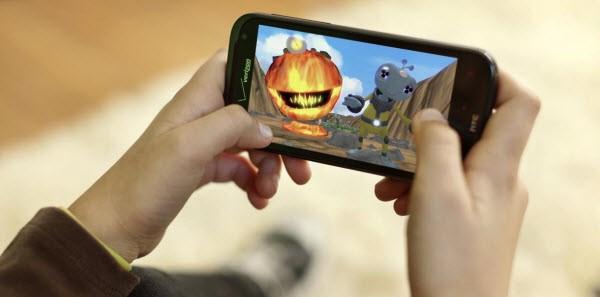 smartphones gaming
