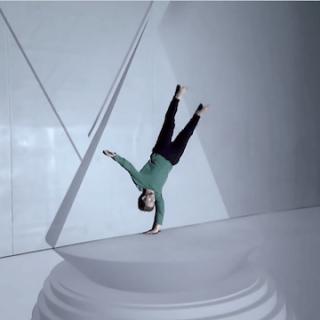 Levitation - an optical illusion