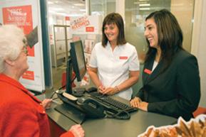 Banco Santander. Atención al cliente