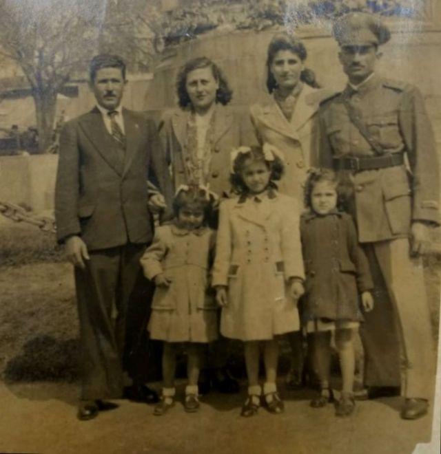Familia Olid Salido Circa 1949