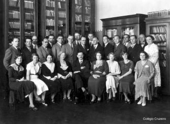 1934 - Corpo Docente