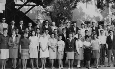 1962 - Turma do 3º científico