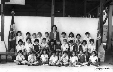 1978 - 1ª série do Primário