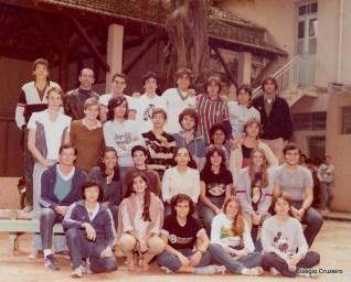 1983 - Foto da Turma 300