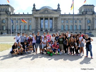2013 - Viagem de Estudos à Alemanha do Colégio Cruzeiro - Centro