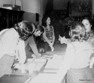 1975 - Dia do Ex-aluno do Colégio Cruzeiro - Centro