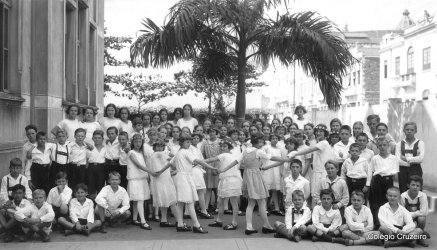 1922 - Comemoração dos 60 anos do Colégio Cruzeiro
