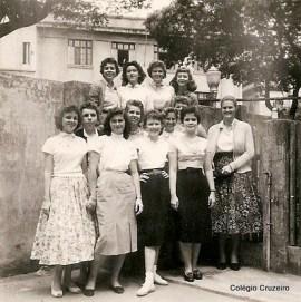 1958 - Turma do 3º Científico