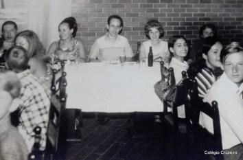 1967 - Festa de Confraternização no Colégio Cruzeiro - Centro